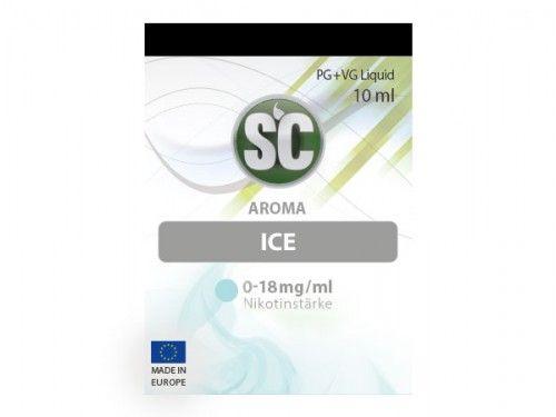 SC E-Liquid Ice 10ml