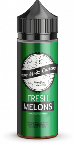Vape Modz Customs Aroma Fresh Melons 30ml