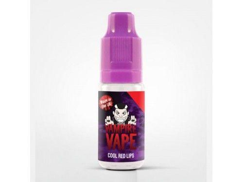 Vampire Vape Cool Red Lips 10ml