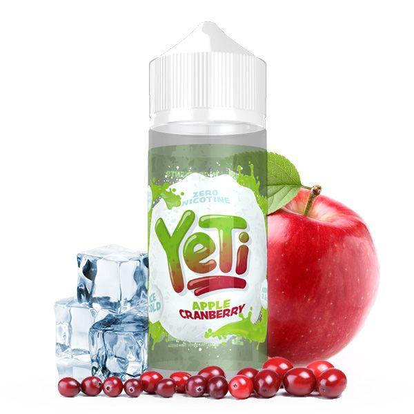 Yeti Apple Cranberry 100ml