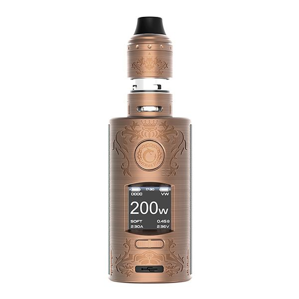 Vapefly Kriemhild Kit Limited Edition Copper