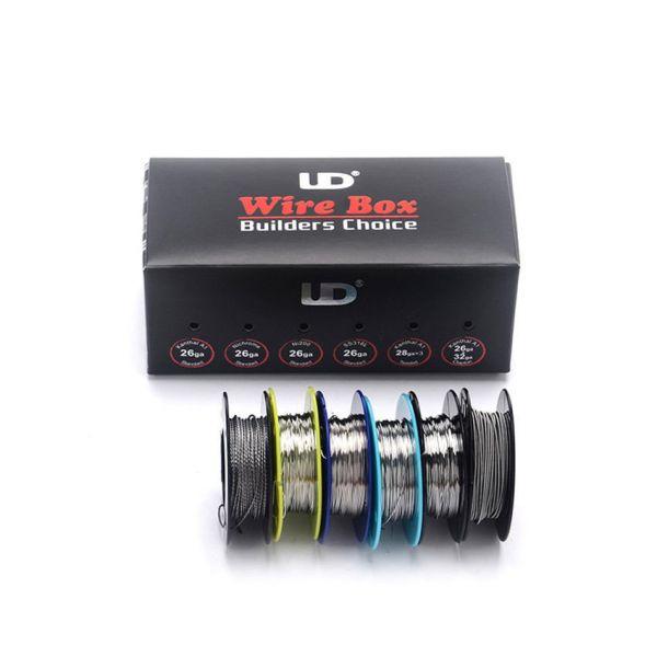 UD Wire Box Wickeldraht