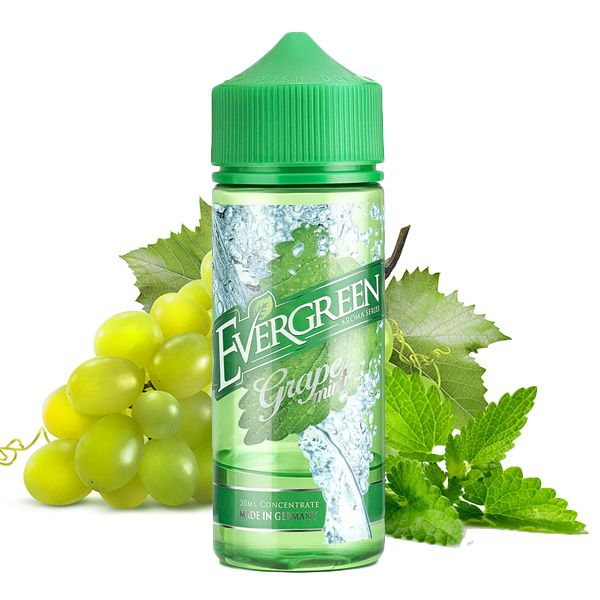 Evergreen Grape Mint 30ml