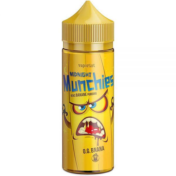 Vaporist Midnight Munchies O.G. Banana 100ml