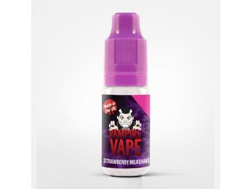 Vampire Vape Strawberry Milkshake 10ml