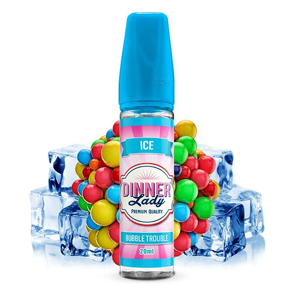 Dinner Lady Sweets Ice Aroma Bubble Trouble 20ml