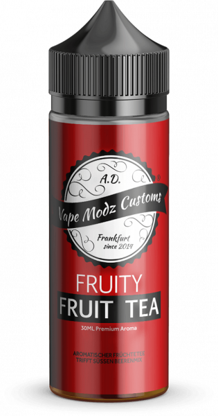 Vape Modz Customs Aroma Fruity Fruit Tea 30ml