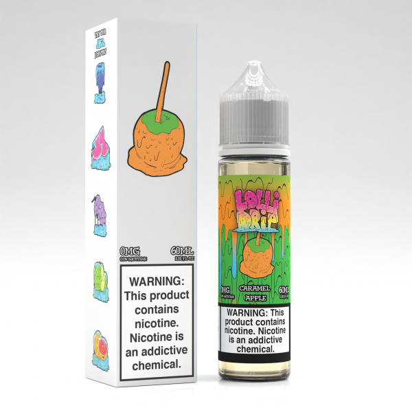 Lolli Drip Caramel Apple 50ml