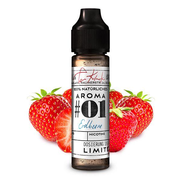 Tom Klark´s Natürliche Aromen #1 Erdbeere