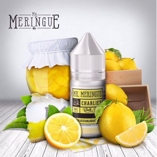 Charlie`s Chalk Dust Aroma Mr. Meringue 30ml