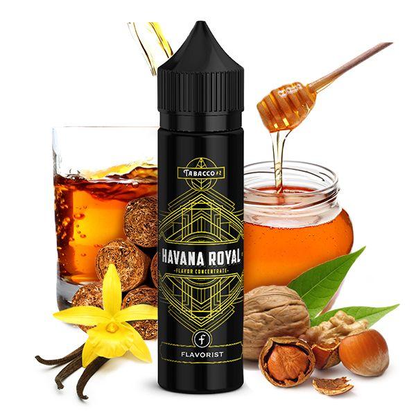 Flavorist Aroma Havana Royal 15ml