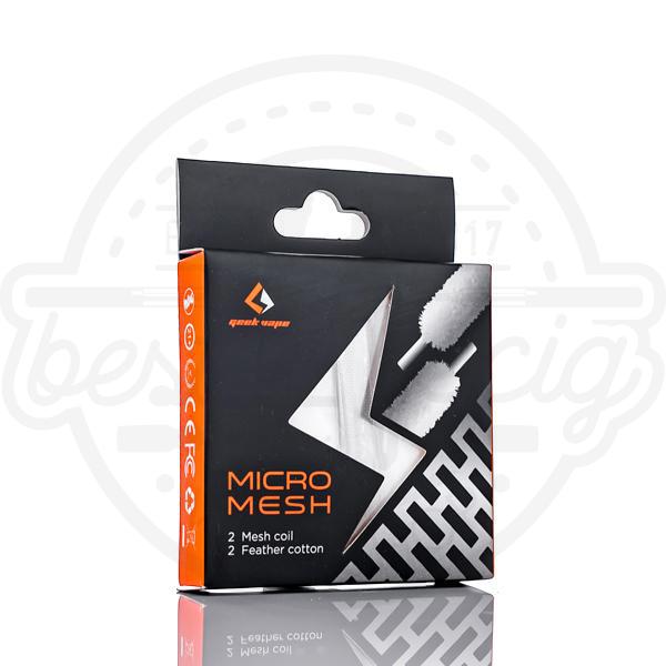 GeekVape Zeus Micromesh Coils