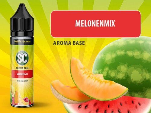 SC Liquids Melonenmix 50ml