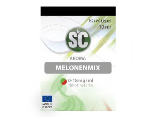 SC E-Liquid Melonenmix 10ml