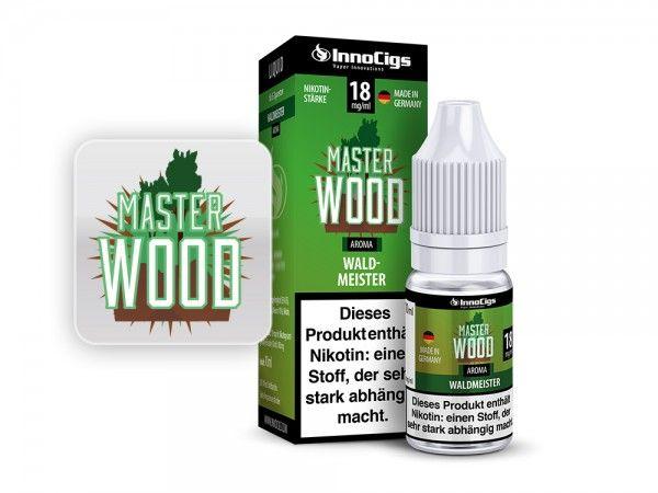 InnoCigs Master Wood Liquid 10ml