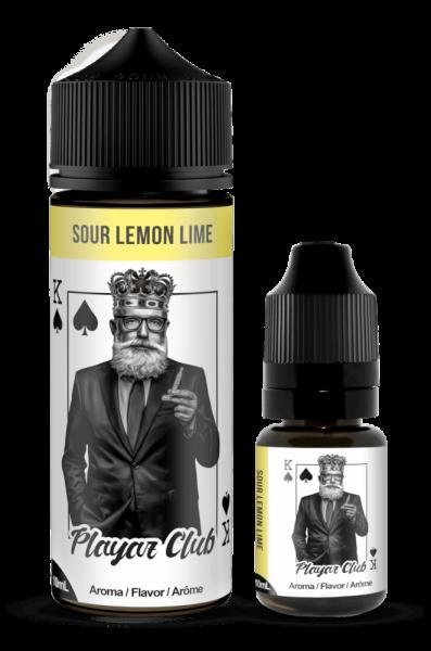Playaz Club Lemon Lime 10ml