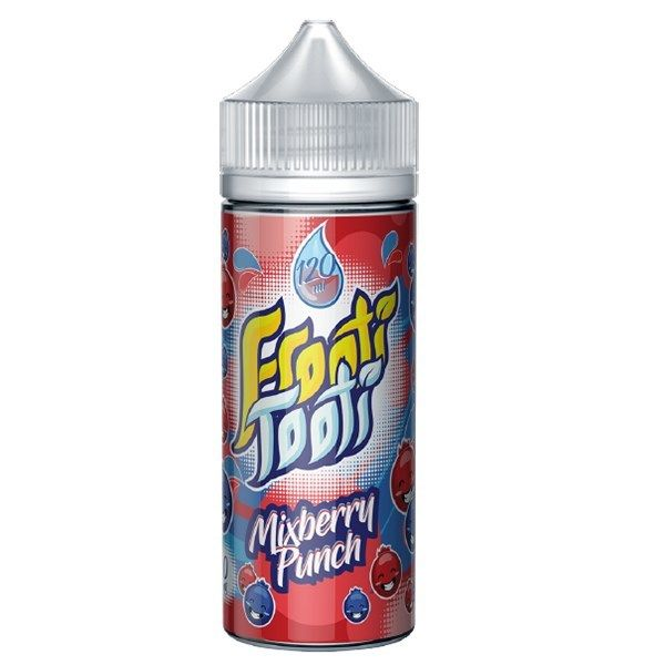 Frooti Tooti Mixberry Punch 100ml