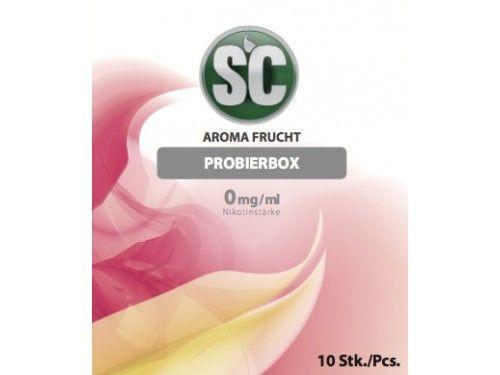 SC E-Liquid Fruit Probierbox