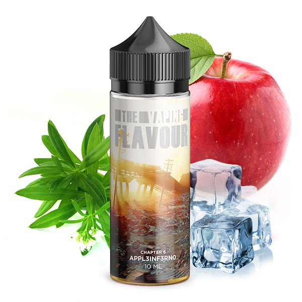 The Vaping Flavour Appleinferno 10ml Aroma