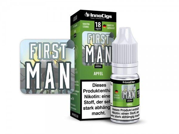 InnoCigs First Man Apple Liquid 10ml