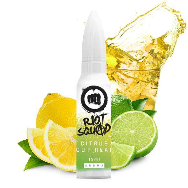 Riot Squad Aroma Citrus Got Real 15ml