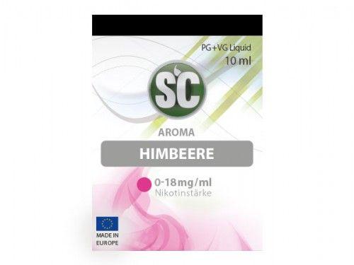 SC E-Liquid Himbeere 10ml