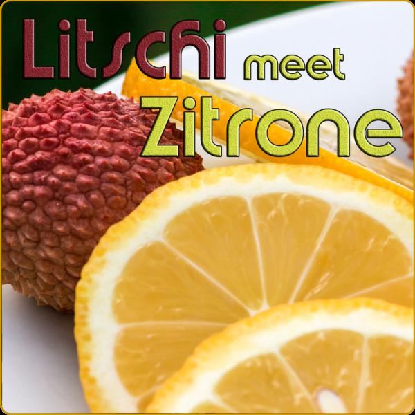 Dark Burner Litschi meet Zitrone Aroma 10ml