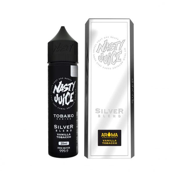 Nasty Juice Aroma Silver Blend Tobacco 20ml