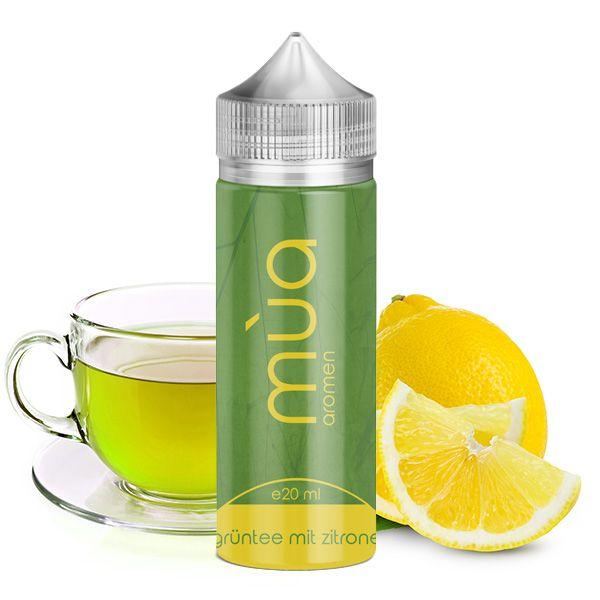 Mùa Aroma Grüner Tee mit Zitrone 20ml