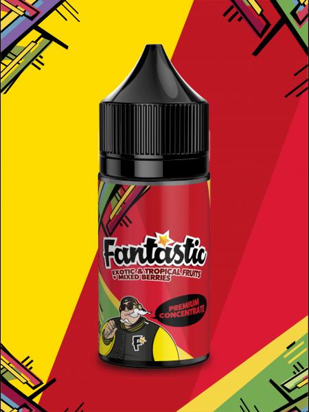 Fantastic Aroma Exotic & Tropical Fruits 30ml