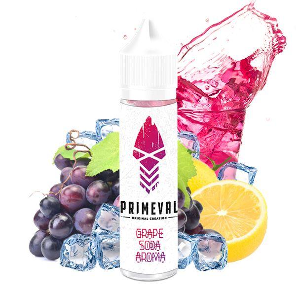 Primeval Aroma Grape Soda 12ml