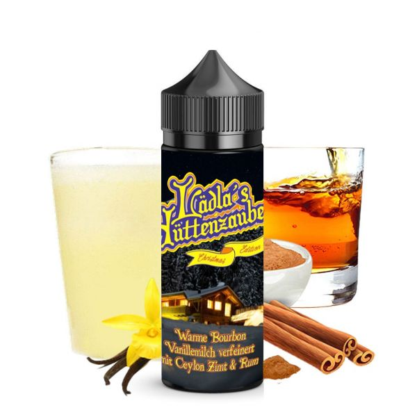 Lädla´s Hüttenzauber Aroma Warme Vanille 20ml