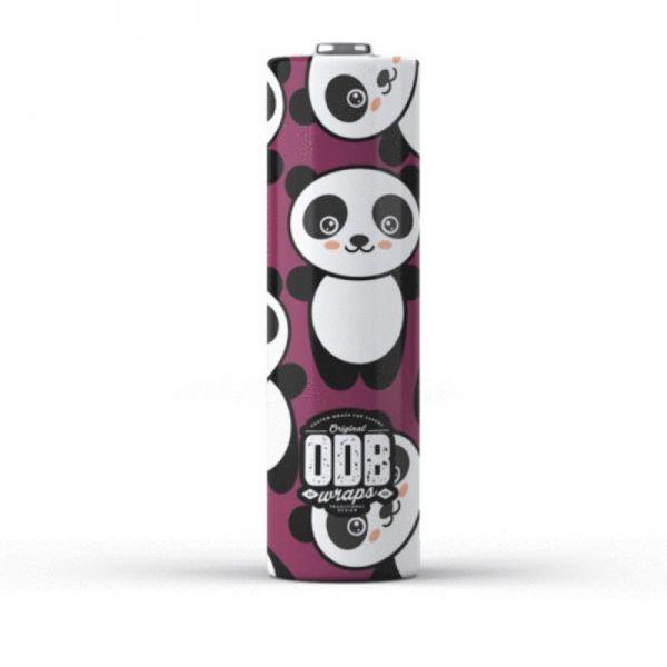 Original 18650 ODB Wrap - Kawaii - 4er Pack