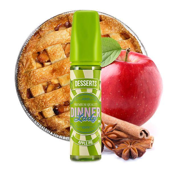 Dinner Lady Dessert Aroma Apple Pie 20ml