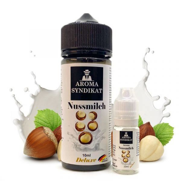 Aroma Syndikat Aroma Nussmilch 10ml