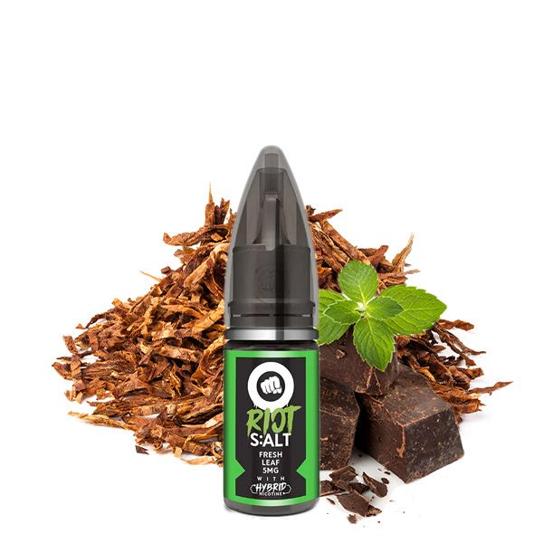 Riot Squad NicSalt Fresh Leaf 10ml
