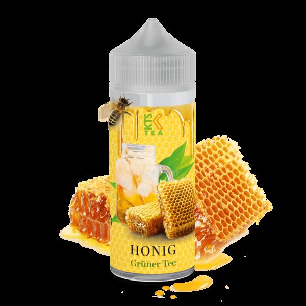 KTS Honig Grüner Tee Aroma 30ml