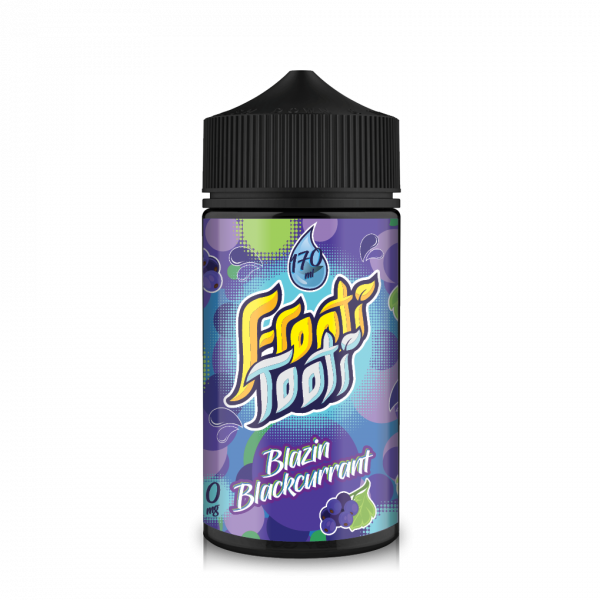 Frooti Tooti Blazin Blackcurrant 170ml