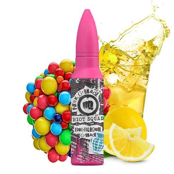 Riot Squad Aroma Bubblegum Grenade 15ml