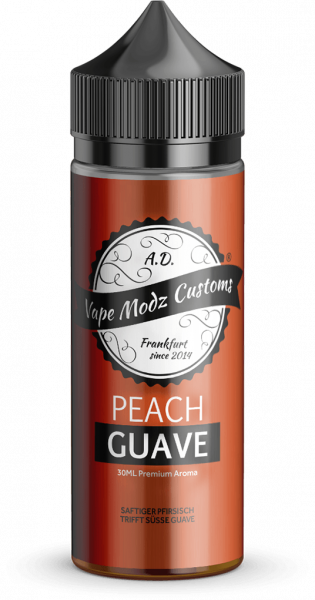 Vape Modz Customs Aroma Peach Guave 30ml