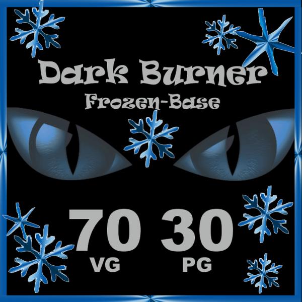 Dark Burner Frozen Base 70/30