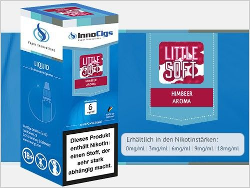 InnoCigs Little Soft Liquid 10ml