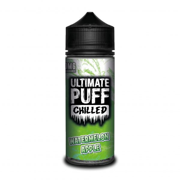 Ultimate Puff Chilled Watermelon Apple 100ml