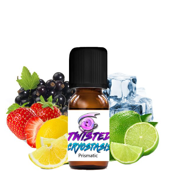 Twisted Cryostasis Aroma Prismatic 10ml