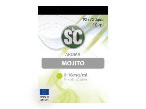 SC E-Liquid Mojito 10ml