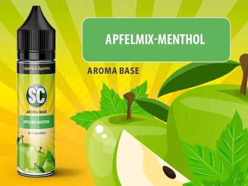 SC Liquids Apfelmix Menthol 50ml