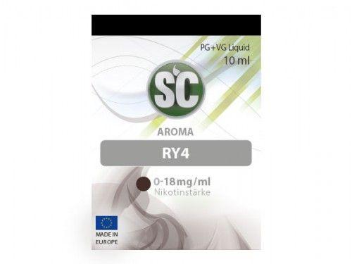 SC E-Liquid RY4 Tabak 10ml